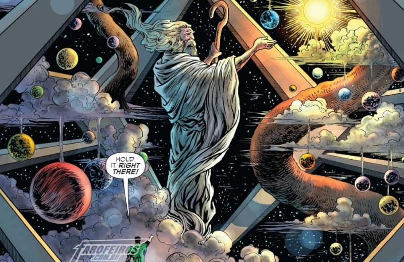 Lanterna Verde - The Green Lantern #3 - Blog Farofeiros