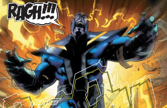 Quem são os novos Guardiões da Galáxia - Thanos zumbi - Blog Farofeiros