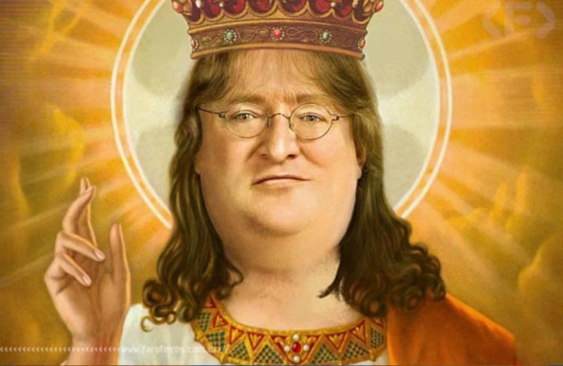 Qual é o jogo mais caro da Steam - São Gabe Newell - Steam - Blog Farofeiros