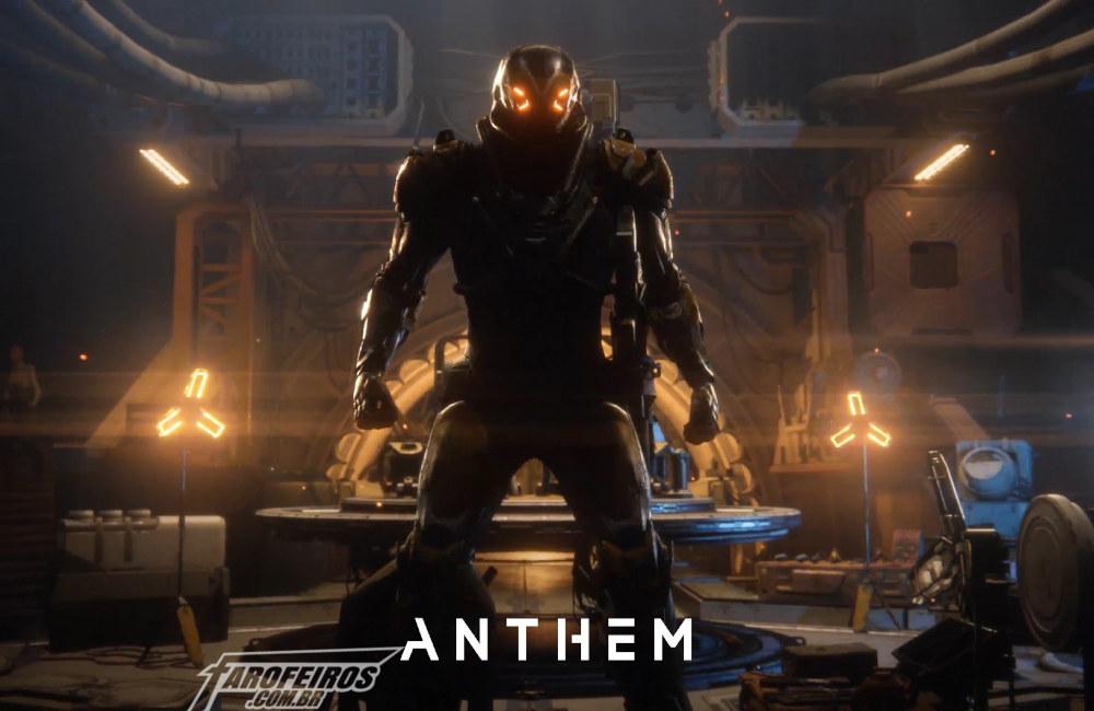 Você vai comprar Anthem - Blog Farofeiros