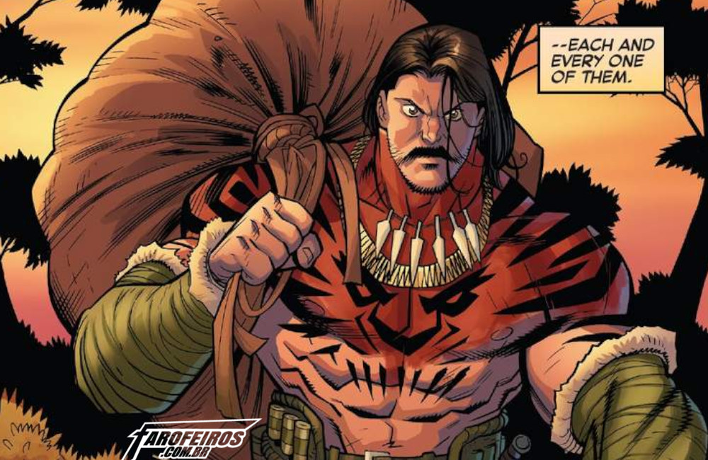 Amazing Spider Man #16 - Kraven - Outra Semana nos Quadrinhos #7 - Blog Farofeiros