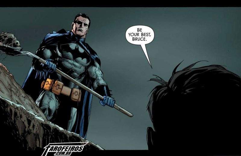 Detective Comics #999 - Batman - Bruce Wayne - Outra Semana nos Quadrinhos #7 - Blog Farofeiros