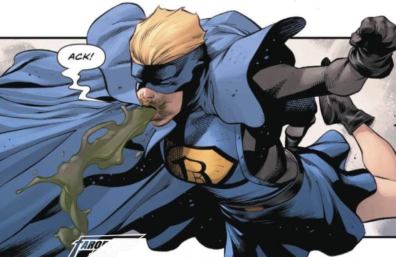 Flash #65 - Gotham Girl - Outra Semana nos Quadrinhos #7 - Blog Farofeiros
