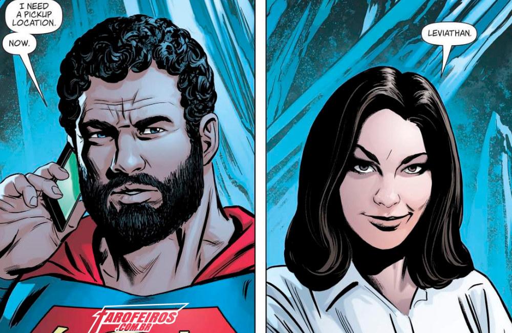 Outra Semana nos Quadrinhos #10 - Action Comics #1009 - Superman e Lois - Blog Farofeiros