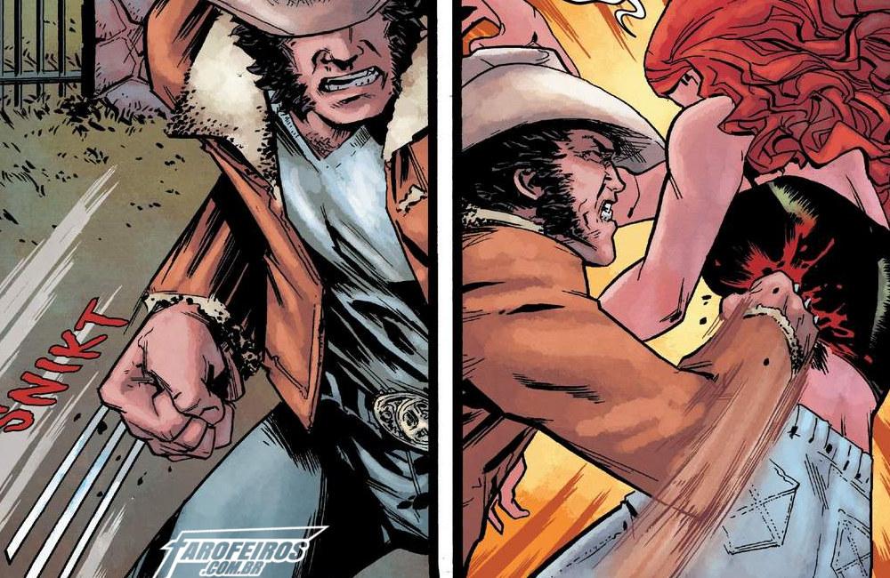 Wolverine - Infinity Watch #1 - Outra Semana nos Quadrinhos #7 - Blog Farofeiros