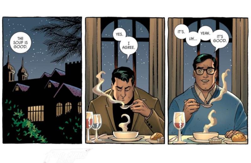 Batman #68 - Bruce Wayne - Clark Kent - Blog Farofeiros