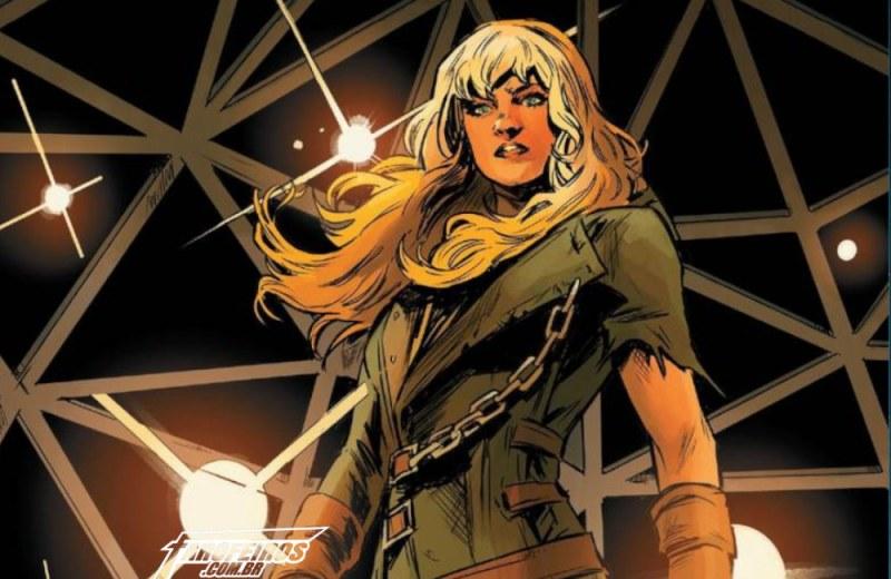 Captain Marvel #4 - Vampira loira - Blog Farofeiros