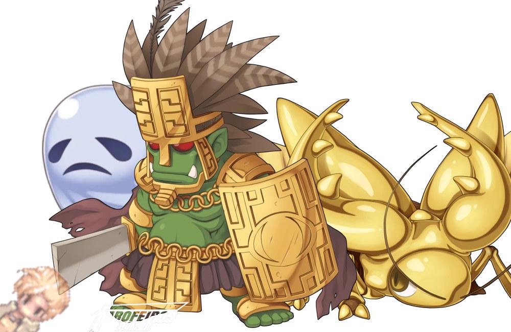 Leilões de Ragnarok Mobile - MVPs - Blog Farofeiros