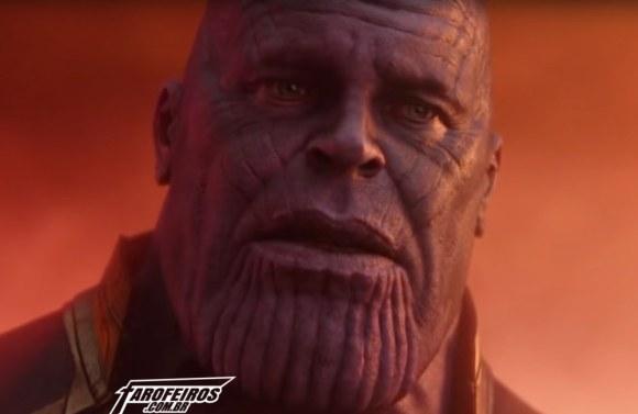 O traseiro do Thanos e o Homem Formiga - Blog Farofeiros