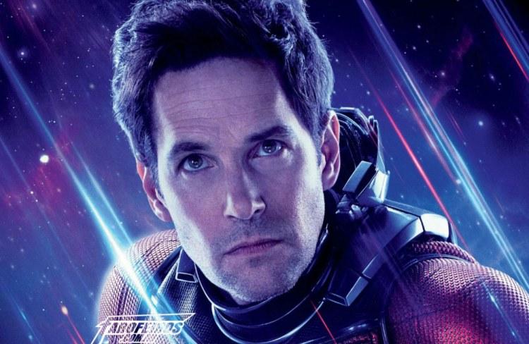 O traseiro do Thanos e o Homem Formiga -Scott Lang - Blog Farofeiros