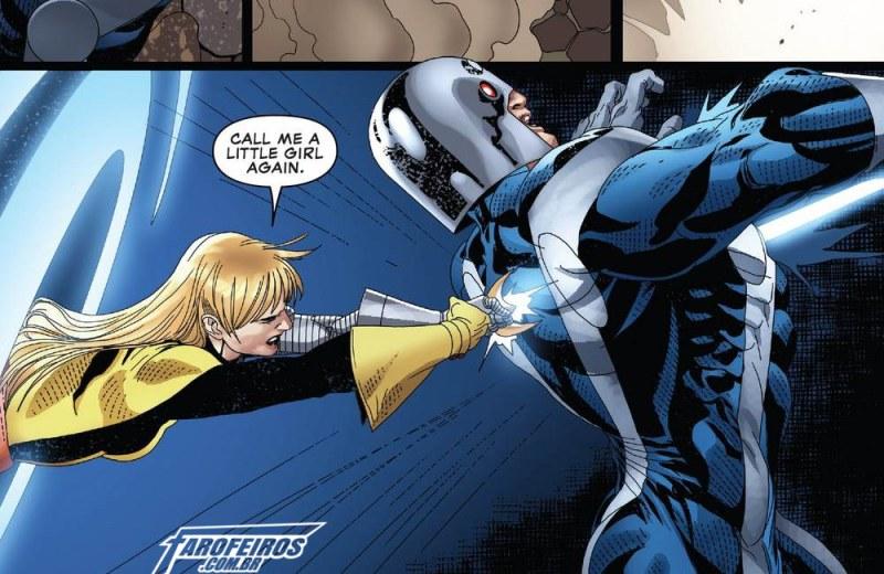 Outra Semana nos Quadrinhos #13 - Uncanny X-Men #16 - Magik - Blog Farofeiros