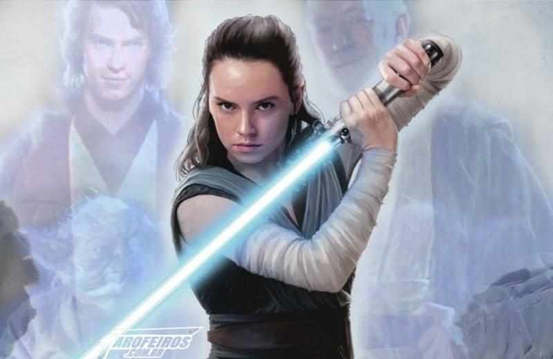 Rey Skywalker - Star Wars - Blog Farofeiros