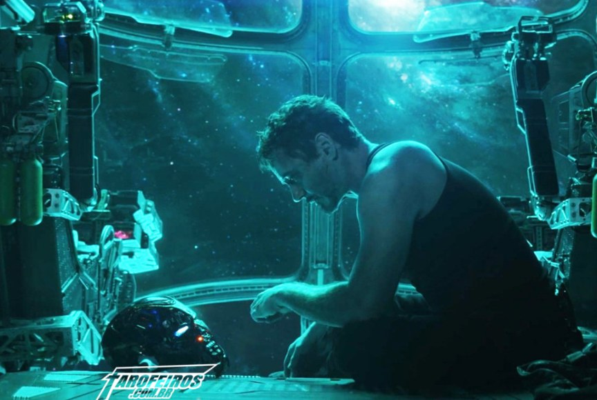 Vingadores - Ultimato - Homem de Ferro - Blog Farofeiros