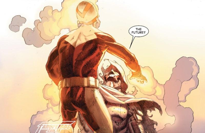 X-Men - Ciclope - Dr Destino - Guerras Secretas - Blog Farofeiros