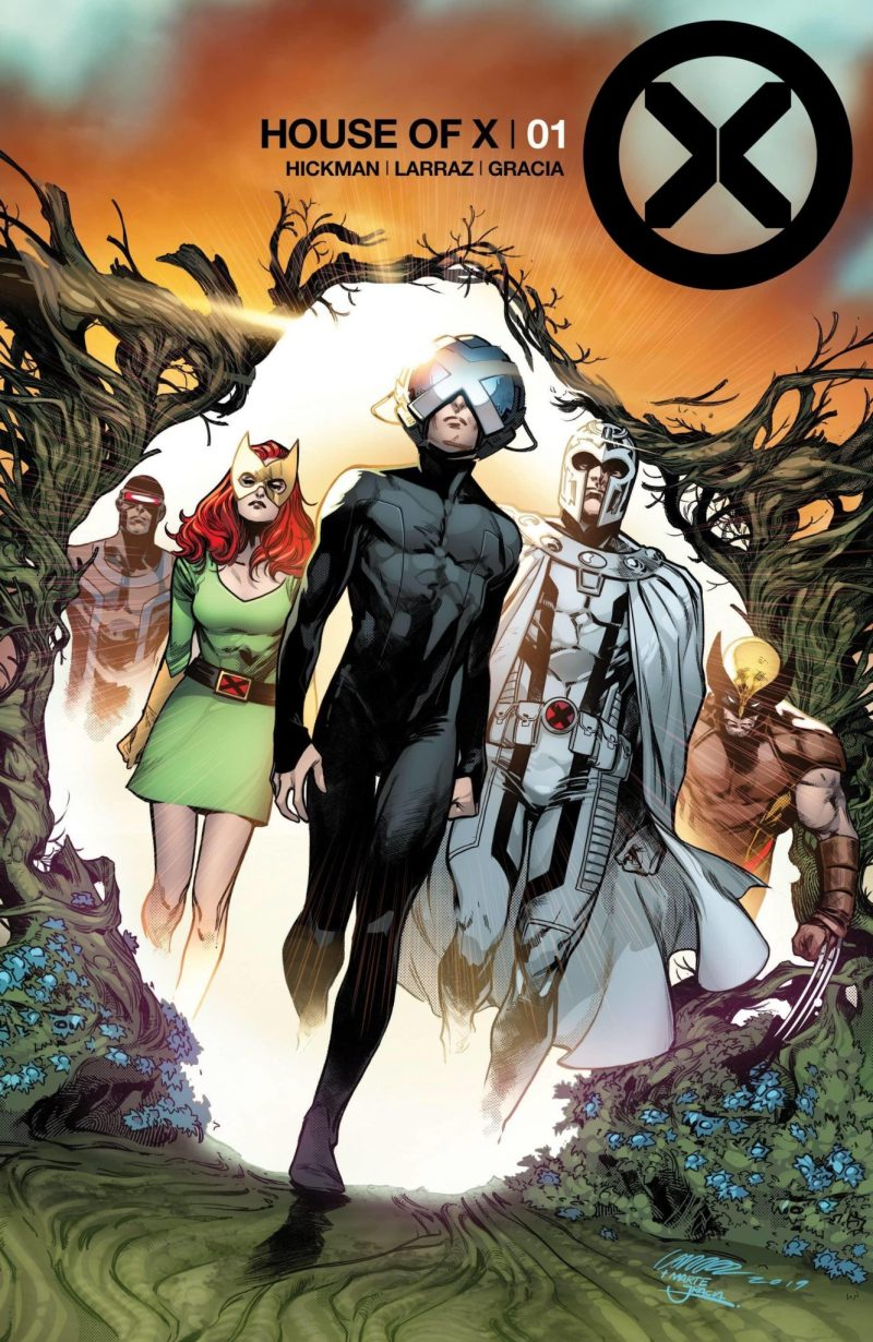 Os X-Men de Jonathan Hickman - House of X #1 - Blog Farofeiros