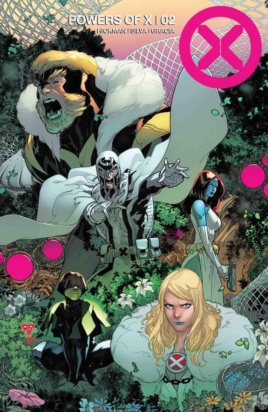 Os X-Men de Jonathan Hickman - Powers of X #2 - Blog Farofeiros