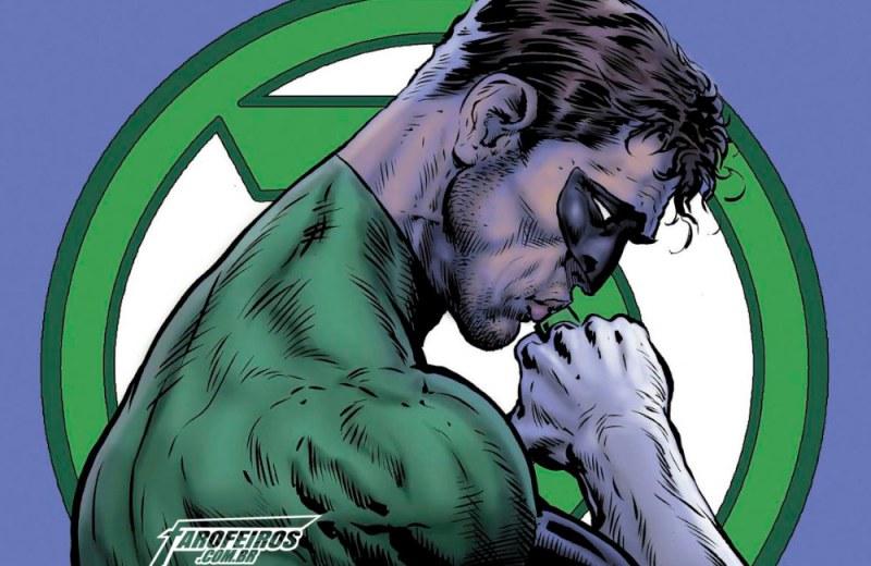 Outra Semana nos Quadrinhos #15 - The Green Lantern #7 - Lanterna Verde - Hal Jordan - Blog Farofeiros