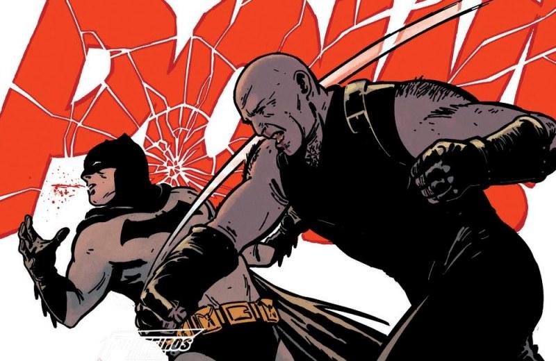 Outra Semana nos Quadrinhos #17 - Batman #71 - Bane - Blog Farofeiros