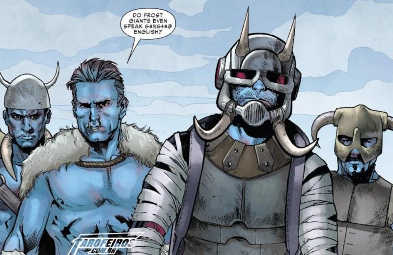 Outra Semana nos Quadrinhos #17 - Giant Man #1 - Guerra dos Reinos - Homem Formiga - Blog Farofeiros