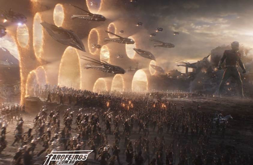 Portais - Vingadores - Ultimato - Blog Farofeiros