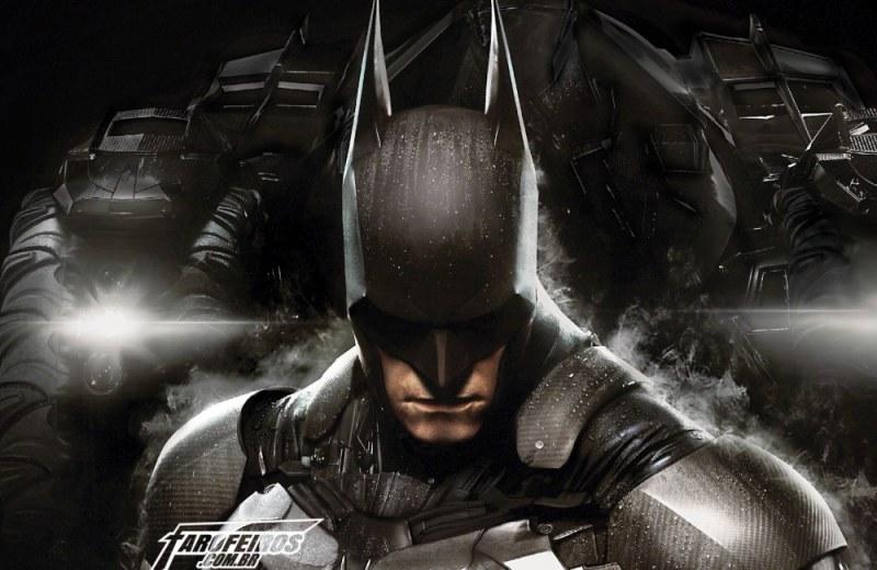 Batman é fascista - Arkham - Blog Farofeiros