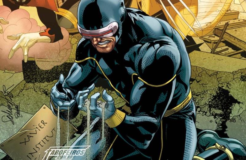Muitas mortes em Uncanny X-Men - Ciclope - Blog Farofeiros