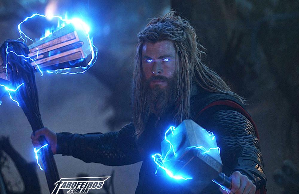 Ninguém entendeu Thor nos cinemas - Vingadores - Ultimato - Blog Farofeiros