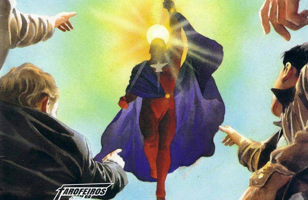 O fim da Vertigo - Astro City - Blog Farofeiros
