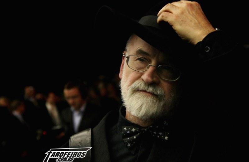 Terry Pratchett - Blog Farofeiros