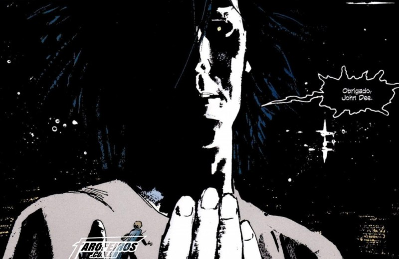 Detalhes da série de Sandman no Netflix - Blog Farofeiros