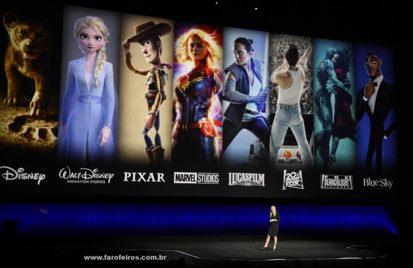 Disney Plus no Brasil - Blog Farofeiros