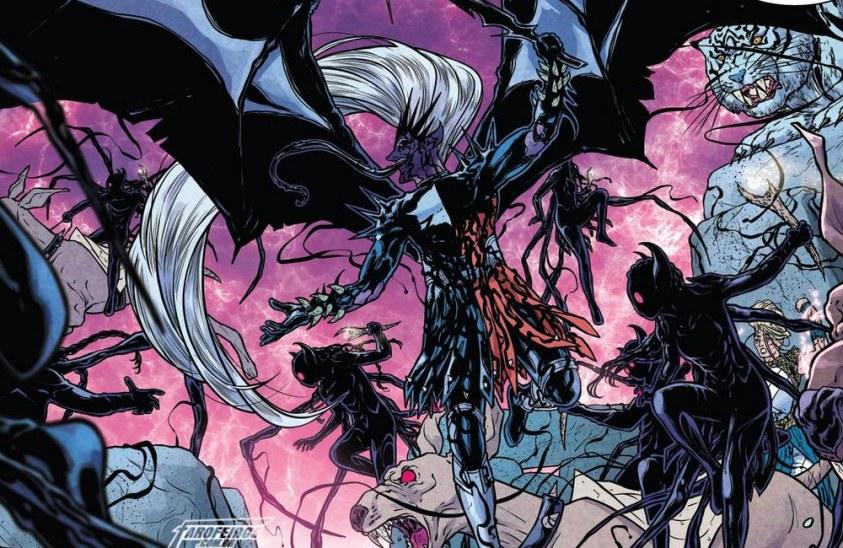 Malekith - Venom - Os simbiontes da Marvel Comics - Blog Farofeiros