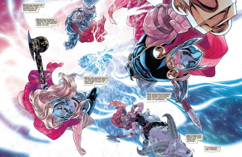 O final de Guerra dos Reinos - Thors - Blog Farofeiros