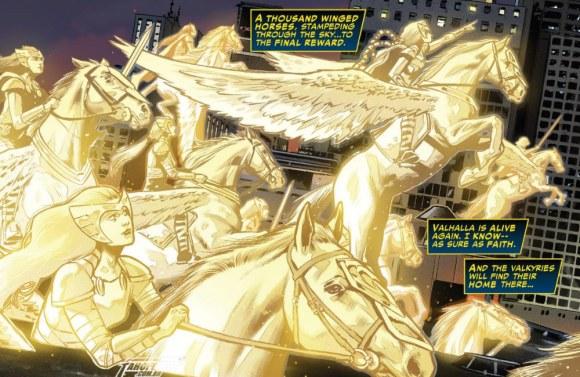 O final de Guerra dos Reinos - Valquírias mortas - Blog Farofeiros