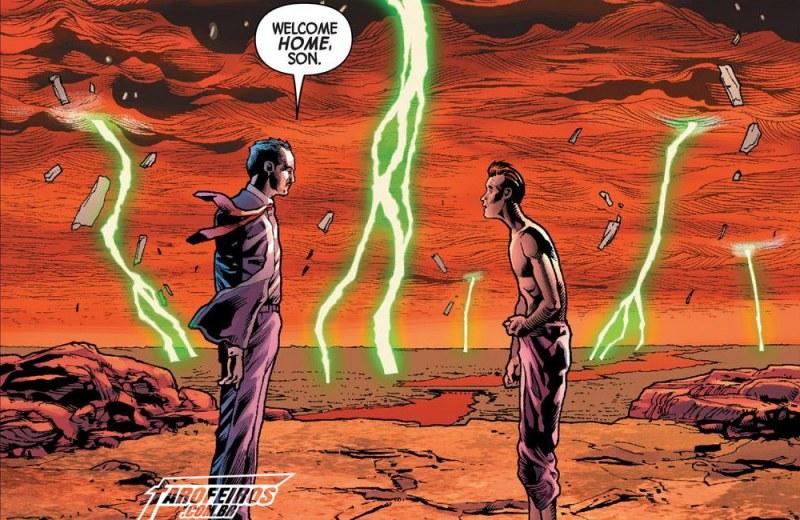 Outra Semana nos Quadrinhos #20 - Immortal Hulk #20 - Bruce Banner - Blog Farofeiros