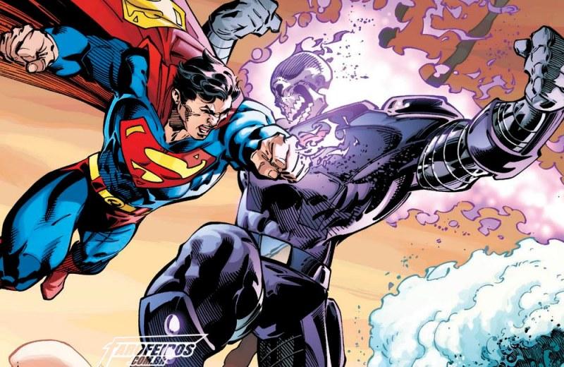 Outra Semana nos Quadrinhos #20 - Superman - Up In The Sky #1 - Blog Farofeiros