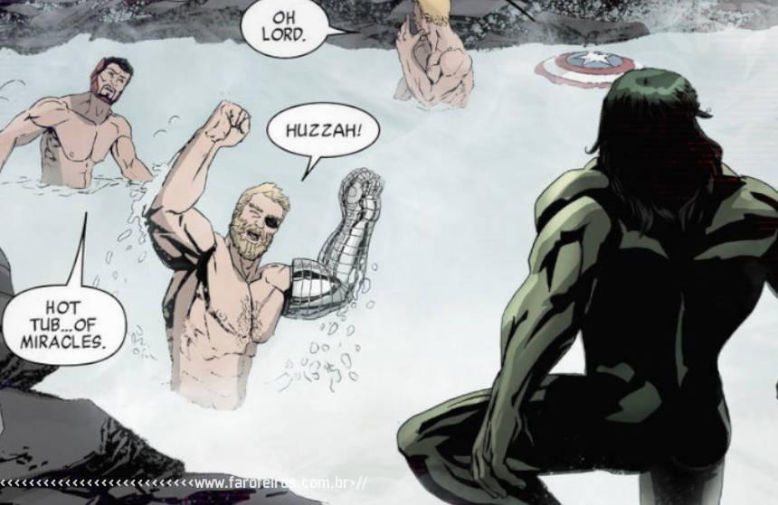 Outra Semana nos Quadrinhos #21 - Blog Farofeiros