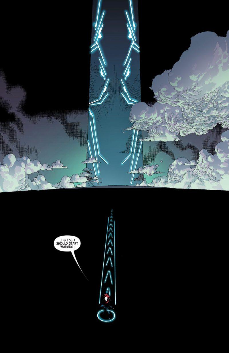 Detalhes de Powers of X - Poderes dos X - Avengers Vol 5 #33 - A Torre que interroga o Capitão América - Blog Farofeiros