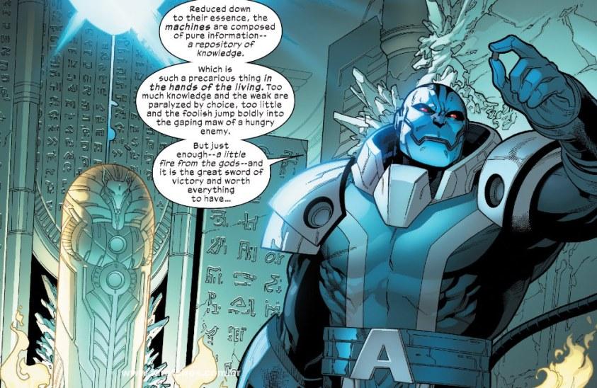 Detalhes de Powers of X - Poderes dos X - Powers of X #2 - Apocalipse - Blog Farofeiros