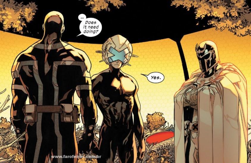 Detalhes de Powers of X - Poderes dos X - Powers of X #2 - Ciclope - Professor X - Magneto - Blog Farofeiros