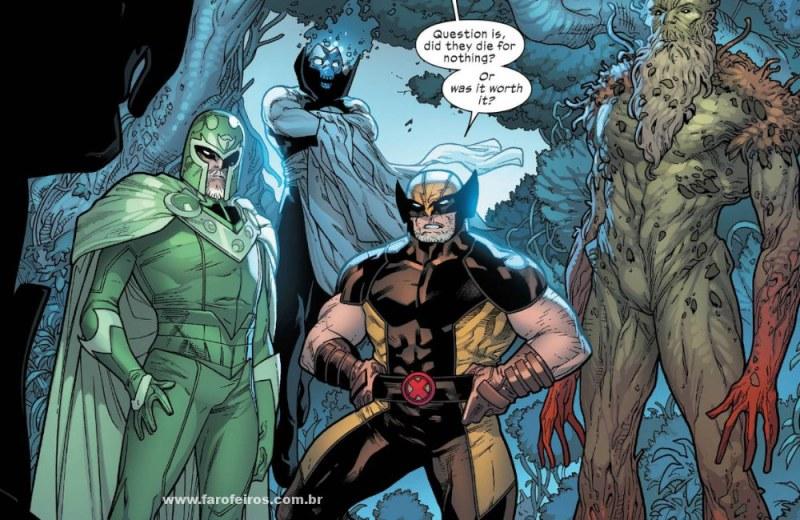 Detalhes de Powers of X - Poderes dos X - Wolverine - Magneto - Xorn - Blog Farofeiros