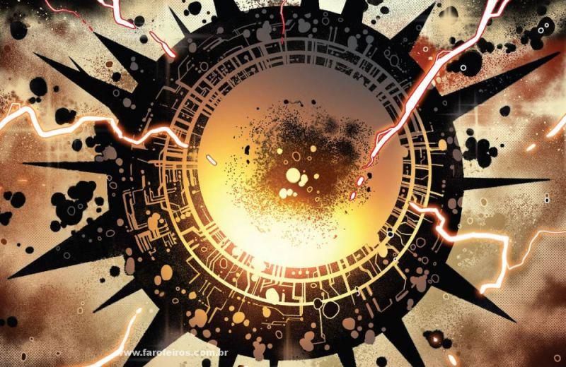 Falange - X-Men - Powers of X #5 - Blog Farofeiros