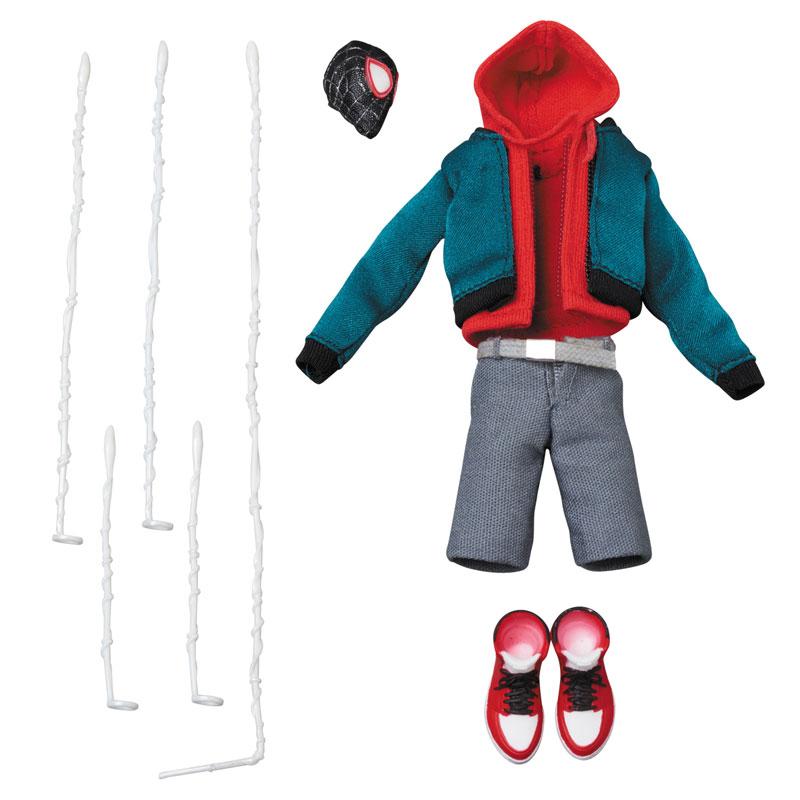 Homem Aranha - Miles Morales MAFEX n 107 da Medicom Toy - Blog Farofeiros