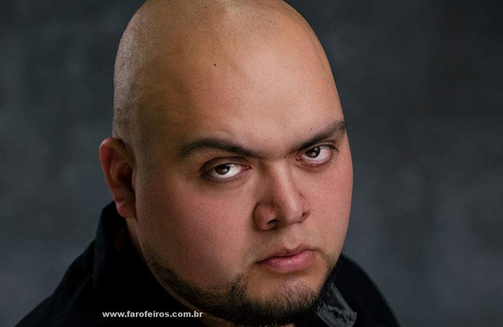 Julio Ruiz - Quem é quem no elenco de Esquadrão Suicida 2 - James Gunn - Blog Farofeiros