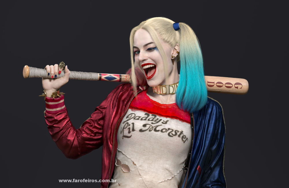Margot Robbie - Harley Quinn - Quem é quem no elenco de Esquadrão Suicida 2 - James Gunn - Blog Farofeiros