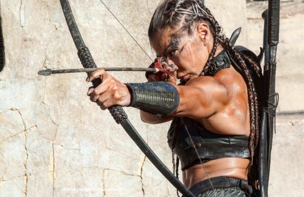 Mayling Ng - Quem é quem no elenco de Esquadrão Suicida 2 - James Gunn - Blog Farofeiros