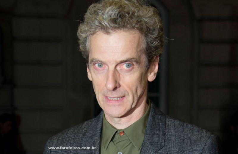 Peter Capaldi - Quem é quem no elenco de Esquadrão Suicida 2 - James Gunn - Blog Farofeiros