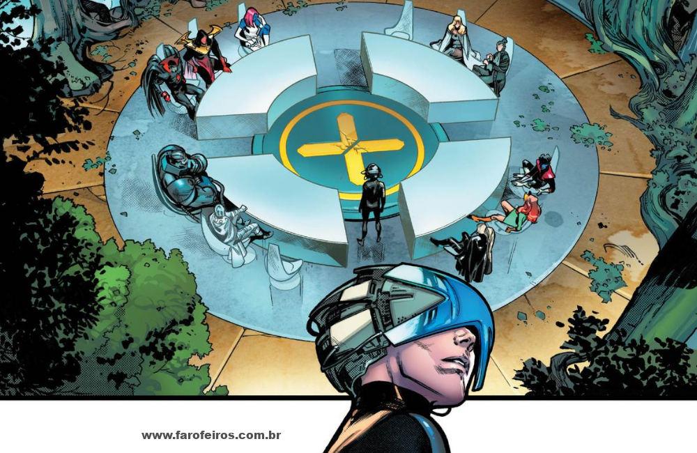 X-Men - O Conselho de Krakoa - Blog Farofeiros