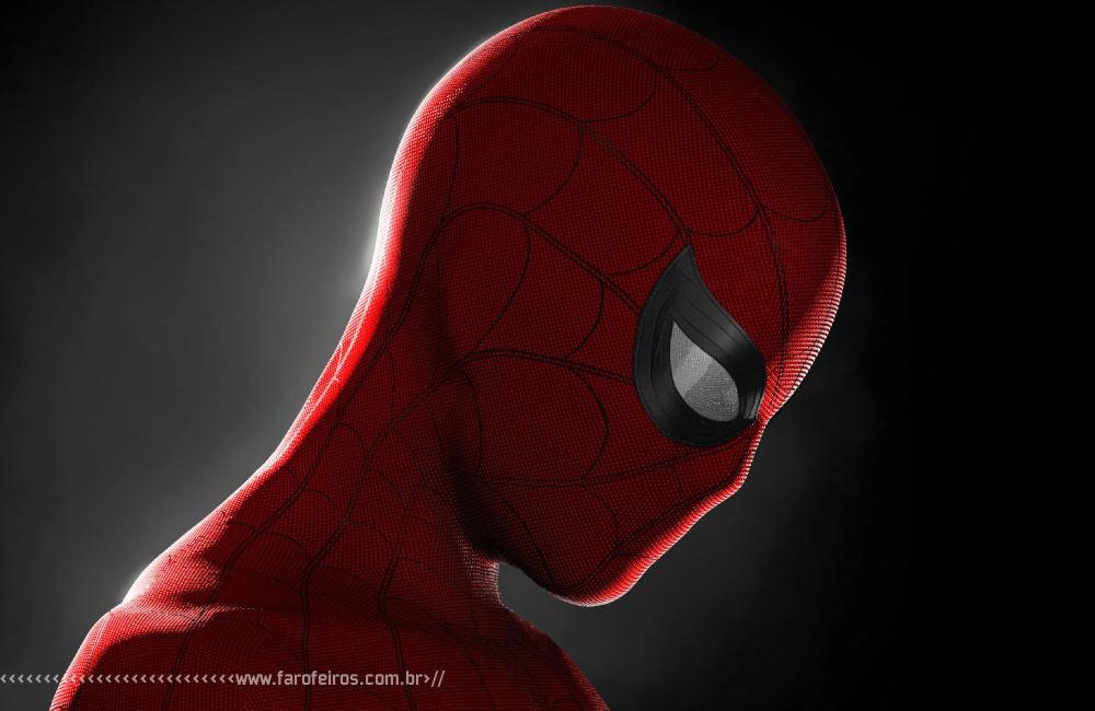 Homem Aranha triste - Achei errado - Blog Farofeiros
