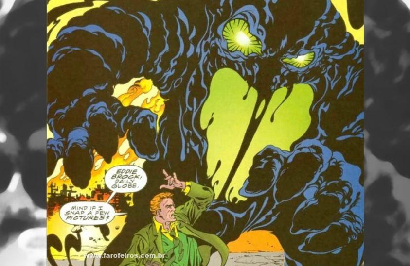 Krobaa - Os simbiontes da Marvel Comics - Blog Farofeiros